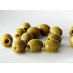 Зеленые оливки без косточки