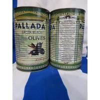 Маслины Pallada б/к 181-200 ж/б (2 кг)