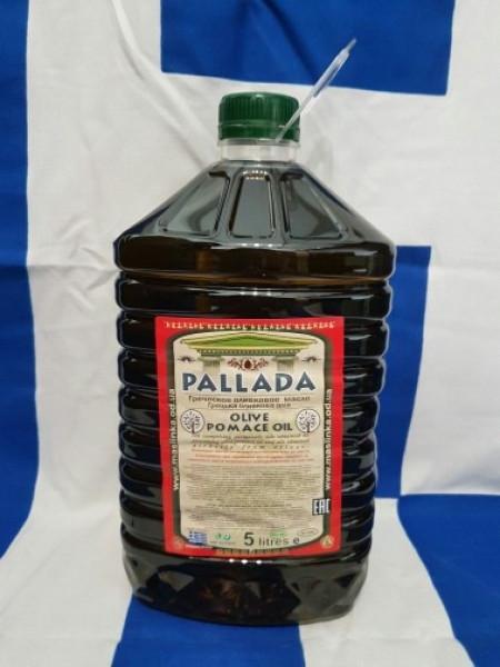 Масло оливковое POMACE 5л Pallada Греция