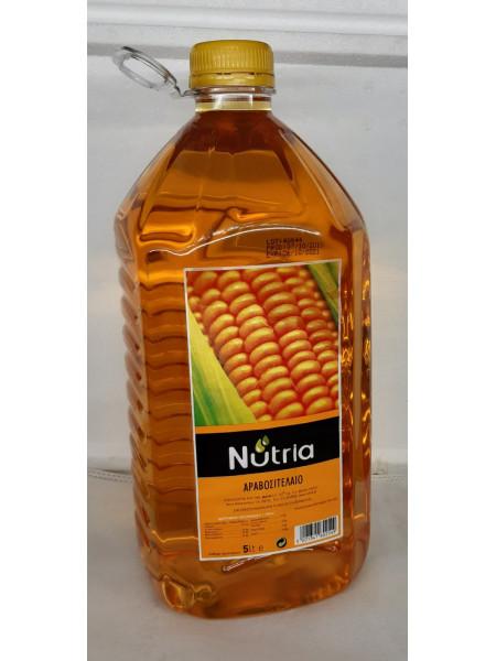 Масло кукурузное 5 л  (Греция)