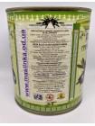Оливки черные с косточкой в жесть банке 400 грамм Паллада Греция, размер Giants 141-160