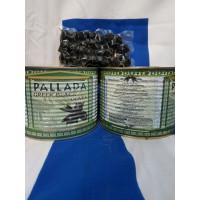 Черные оливки  PALLADA  S.S.MAMMOUTH  70-90 ж/б (1кг) С/К