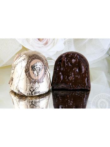 Конфета Классический Bitter черный шоколад Laurence Греция