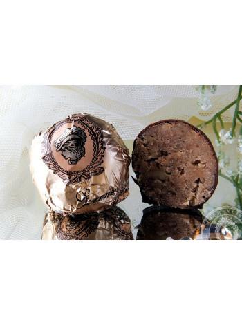 Конфета Каштан черный шоколад Laurence Греция