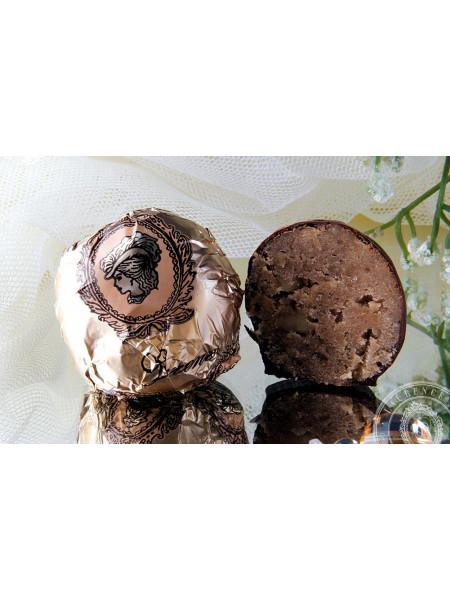 Конфета Каштан черный шоколад Laurence