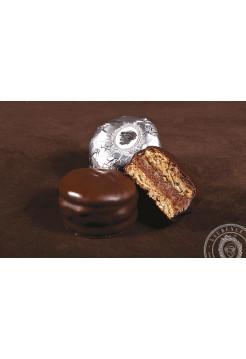 Конфета Монамур черный шоколад Laurence
