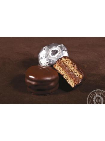 Конфета Монамур черный шоколад Laurence Греция