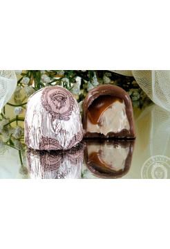 Тоффи  бисквит  молочный шоколад Laurence